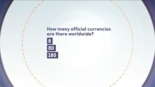 Quiz - How many official currencies are there worldwide?