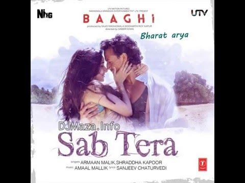 SAB TERA Full Song ringtone from baghi