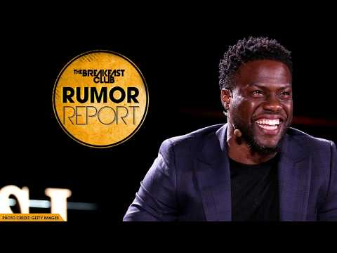 DJ Big Boi - Kevin Hart host again? All on the Rumor Report