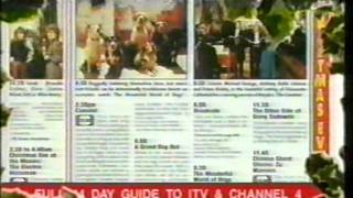 ITV Tyne tees continuity and adverts & start of The Young Doctors c1990