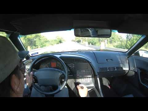 POV Trying Out The 1992 Z07 Corvette