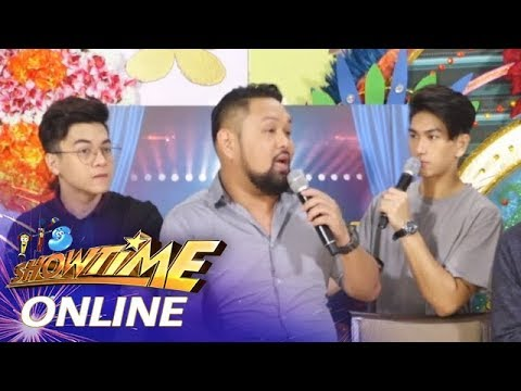 It's Showtime Online: Mark Barican is a nurse from Department of Health
