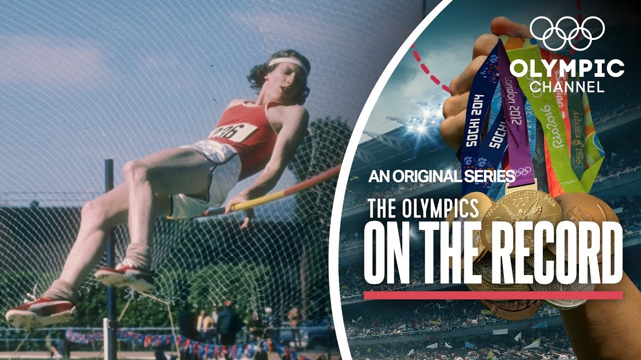 How One Man Changed the High Jump Forever | The Olympics ...