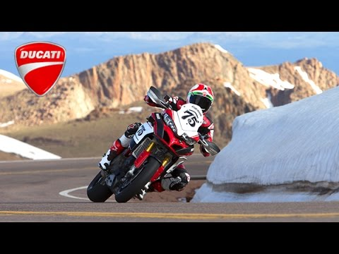 Pikes Peak / Ducati Multistrada - MotoGeo Adventures