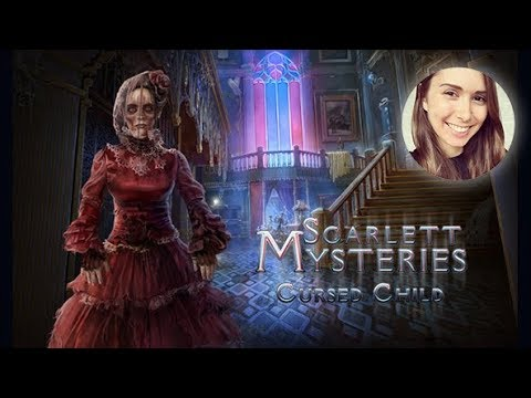 [ Scarlett Mysteries ] Cursed Child (Hidden Object Game, Full Playthrough)