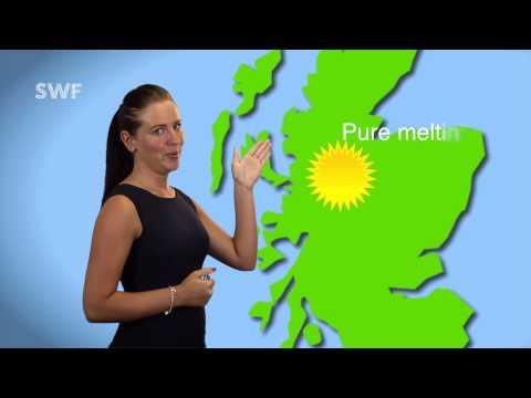 Alternative Scottish Weather Report