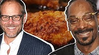 Alton Brown Vs. Snoop Dogg: Whose Fried Chicken Is Better?