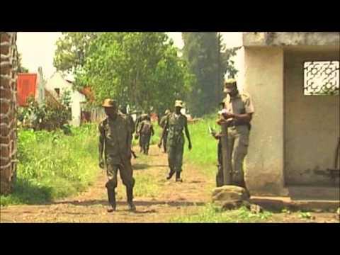 Conflict Congo Rwanda