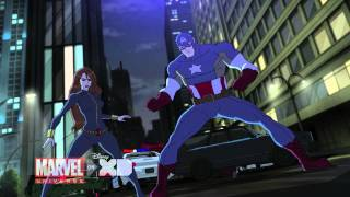 Hulk clip from this week's all-new 'Marvel's Avengers Assemble'