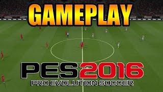 PRO EVOLUTION SOCCER 2016 GAMEPLAY