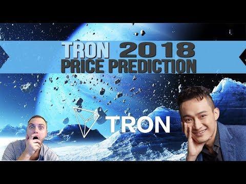 💥 Tron (TRX) 2018 Price Prediction - Alibaba's Potential Successor? 🔥