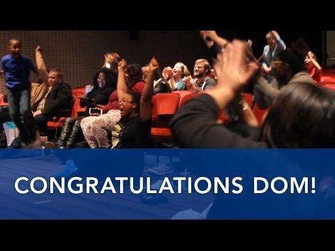 Dom Wins Project Runway All-Stars 5! Full