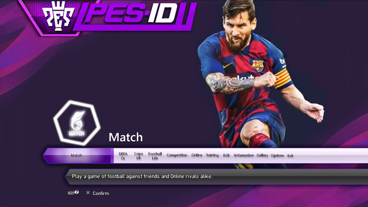 PES 2013 Update 2019-2020 | PES-ID UI Patch 2013 v9 0 | Downloads and  Gameplay Preview[PC/HD]