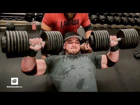 Building a Bigger Chest + Q&A | Road to JR USA: Hunter Labrada Bodybuilding Prep Series - Ep 3