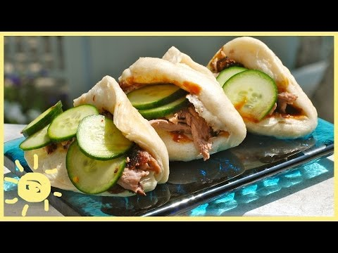 Steamed Pork Bun Recipe: Collab with Honeysuckle Catering