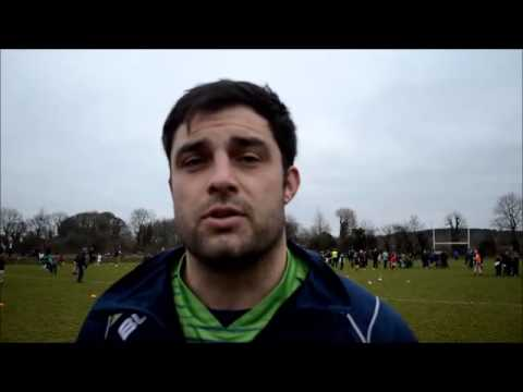 Interview Ronan Loughney @ Carrick On Shannon Open Day