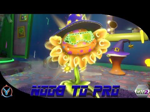 Plants Vs Zombies Garden Warfare 2 - Noob To Pro - Mystic FLower