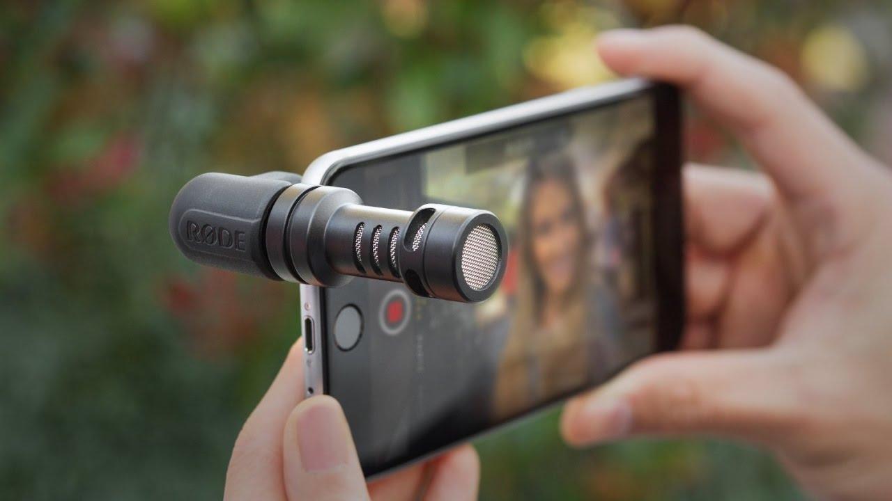 3 mics test RØDE VideoMic Me vs Samsung phone Mic vs Rode VideoMic Pro