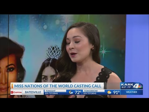 Miss Nations of the World Casting Call