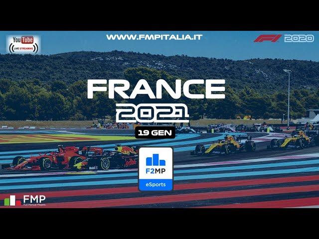 F2MP | #10 FRANCIA GRAND PRIX | FMP ITALIA