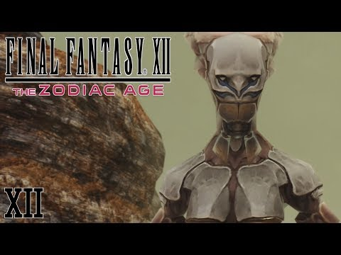 Let's Play Final Fantasy XII Part 12: Who Aggro'd The Ball?