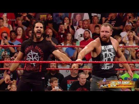 Download WWE RAW 13 August 2018 Full Show WWE Monday Night Raw