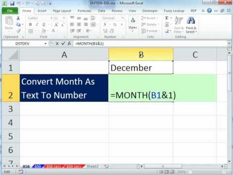 Convert text to date in excel in Sydney