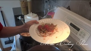 (must See!) - Mediterranean Fasolia (meat, Rice, & Green Beans) Recipe