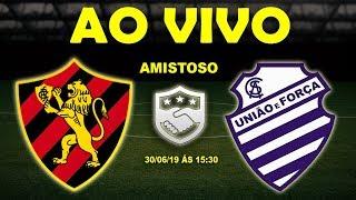 Sport 3 x 1 CSA | Amistoso | Taça dos Campeões | 30/06/19