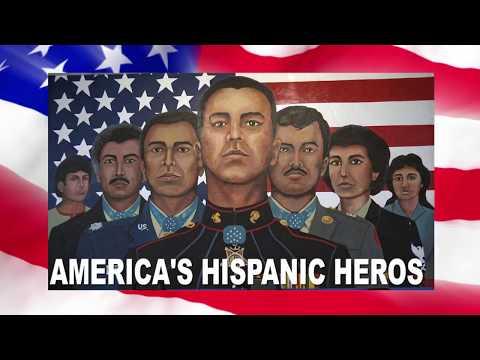 American Legion Post 41 Proud Hispanic Veterans  #1