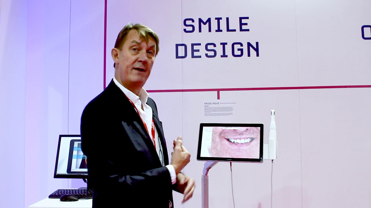 3Shape Smile Design Software - BDIA Dental Showcase 2018 with Stephen Green  from Dental Studios