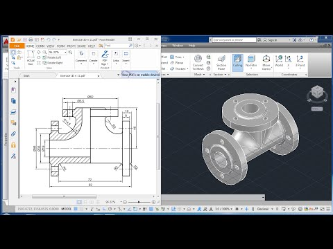 AutoCAD 2016 -3D- Training [1]