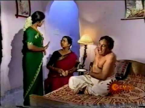 Mimicry Nageswara Rao in Ninne Pelladatha