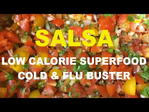 SalsaLow Calorie Superfood Cold & Flu Buster