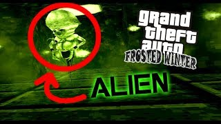 GTA: EL MISTERIOSO ALIEN ESCONDIDO EN LIBERTY CITY [GTA FROSTED WINTER] GTA3 MOD
