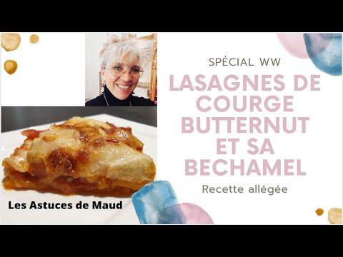lasagnes-de-courge-et-sa-bÉchamel---spÉcial-ww-(weight-watchers)