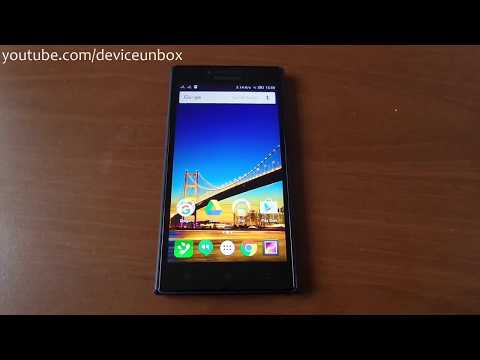 Lenovo P70 Best feature [Double tap to unlock screen]