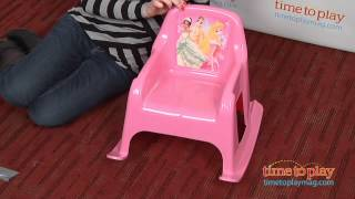 Disney Princess Rocking Chair From Kids Only