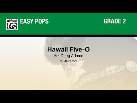 Hawaii Five-O, arr. Doug Adams - Score & Sound