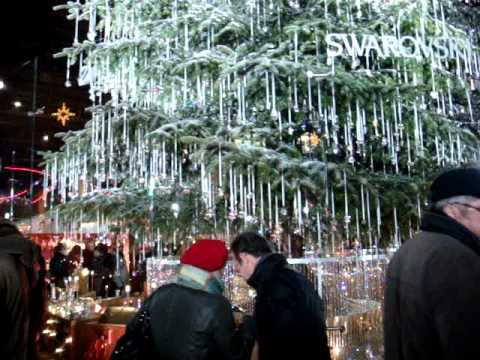 Million Dollar Swarovski Christmas Tree MOV08648.MPG - YouTube