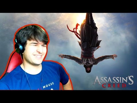 Assassin's Creed | Trailer Reacción - CineVlogs