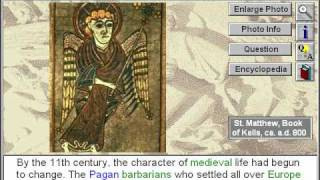 History of Art: The Middle Ages: Romanesque and Gothic Art