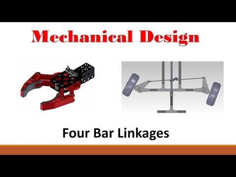 Mechanical Design (Part 5: Four Bar Linkage)
