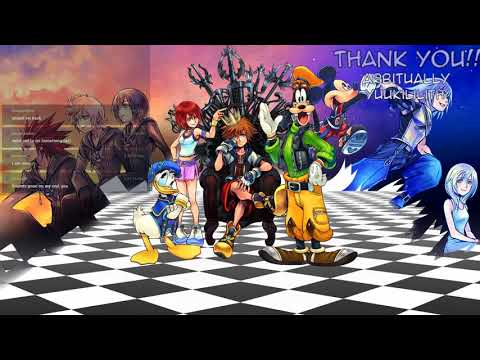 Let's Play Kingdom Hearts Re: Chain of Memories HD - 17 - LEMME SMASH!!