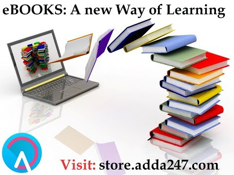 eBooks: A New Way of Learning by  Adda247