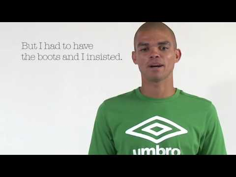 Pepe: Video Interview About Speciali - What's So Special About The Speciali (Portuguese)