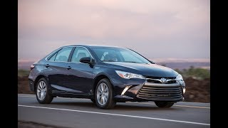 Real World Test Drive Toyota Camry Hybrid