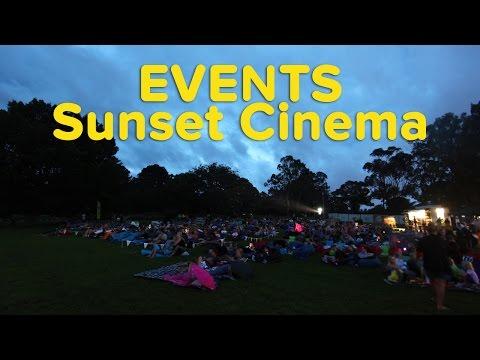 Event - Sunset Cinema