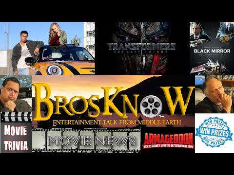 BrosKnow Show 10 - Armageddon Auckland, 2016, News, Trivia