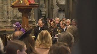 Prince Philip amused by Edward